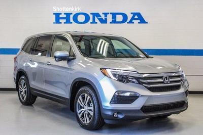 New 2017 Honda Pilot EX-L