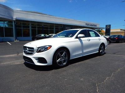 New 2017 Mercedes-Benz E300 Luxury
