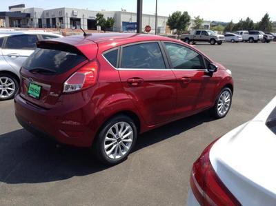 New 2017 Ford Fiesta Titanium