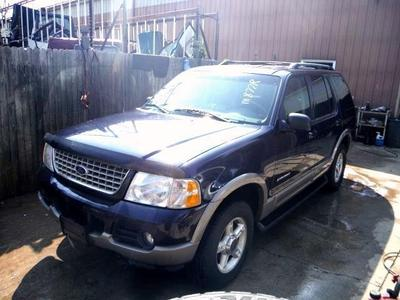 Used 2002 Ford Explorer Eddie Bauer