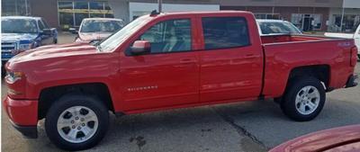 Used 2016 Chevrolet Silverado 1500