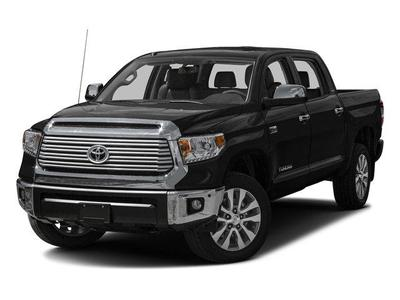 New 2017 Toyota Tundra Limited