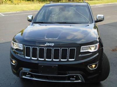 Used 2015 Jeep Grand Cherokee Overland