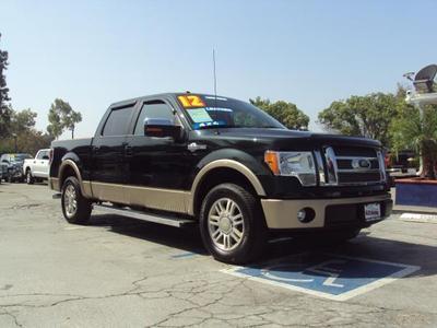 Used 2012 Ford F-150 King Ranch