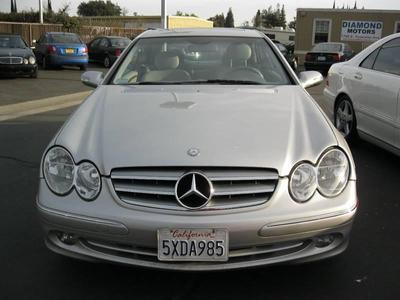 Used 2003 Mercedes-Benz CLK320