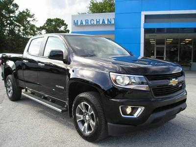 Certified 2015 Chevrolet Colorado Z71