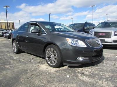 New 2015 Buick Verano Leather Group