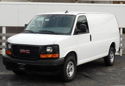 New 2017 GMC Savana 2500 Work Van
