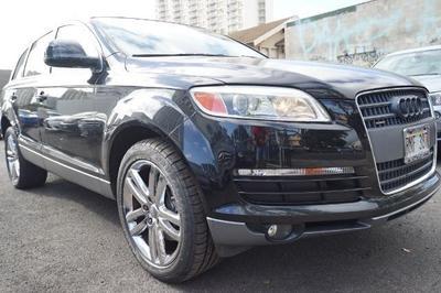 Used 2007 Audi Q7 4.2 quattro