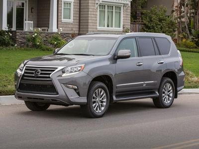Used 2015 Lexus GX 460 Luxury