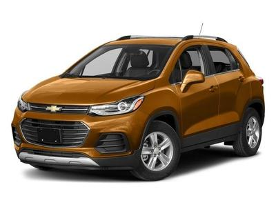 New 2017 Chevrolet Trax LT