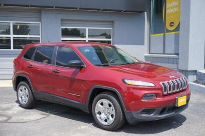 Used 2015 Jeep Cherokee Sport