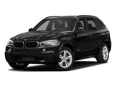 New 2017 BMW X5 xDrive35i
