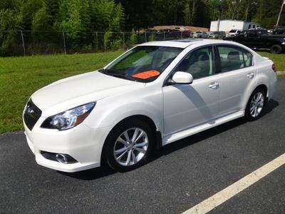 Used 2014 Subaru Legacy 2.5i Limited