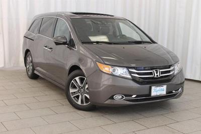 New 2017 Honda Odyssey Touring