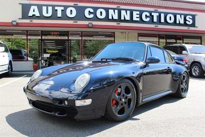 Used 1996 Porsche 911 Carrera Turbo