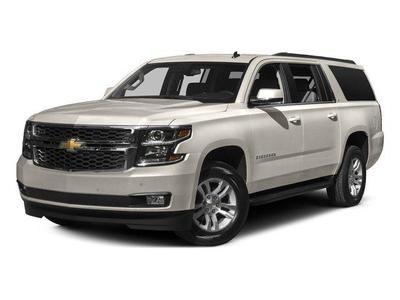 New 2016 Chevrolet Suburban LS