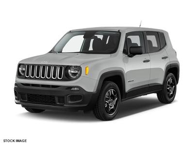 New 2017 Jeep Renegade Sport