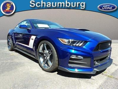 New 2015 Ford Mustang Roush Stage 3