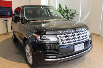 Certified 2014 Land Rover Range Rover 3.0L Supercharged HSE