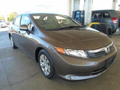 Used 2012 Honda Civic LX