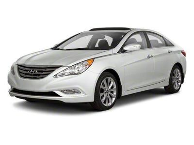 Used 2012 Hyundai Sonata Limited 2.0T