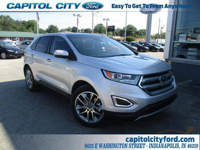 New 2017 Ford Edge Titanium