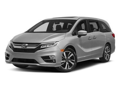 New 2018 Honda Odyssey Elite
