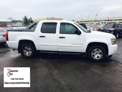 Used 2009 Chevrolet Avalanche 1500 LS