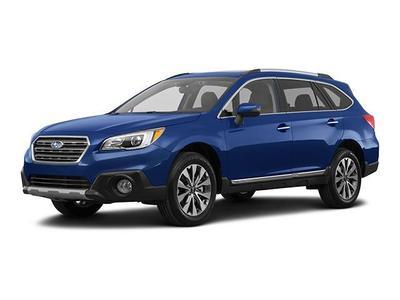 New 2017 Subaru Outback 2.5i Touring