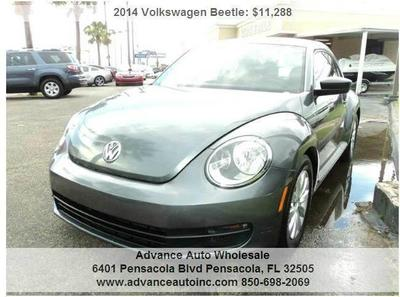Used 2014 Volkswagen Beetle Auto 2.5L Entry PZEV