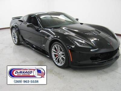 Used 2016 Chevrolet Corvette Z06