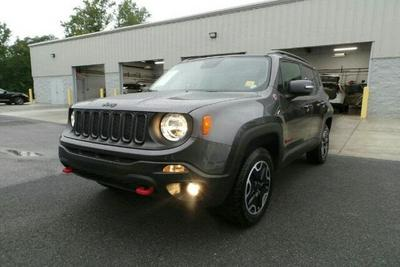 Used 2017 Jeep Renegade Trailhawk