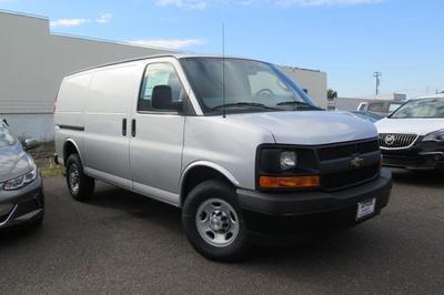 New 2017 Chevrolet Express 2500 Work Van