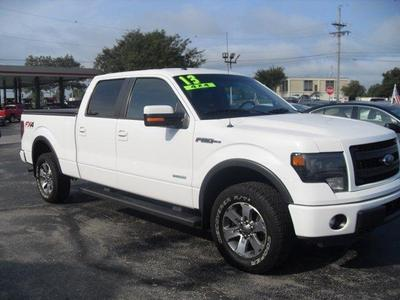 Used 2013 Ford F-150 FX4
