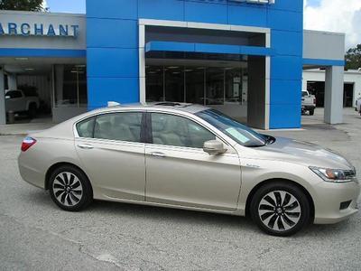 Used 2014 Honda Accord Hybrid EX-L