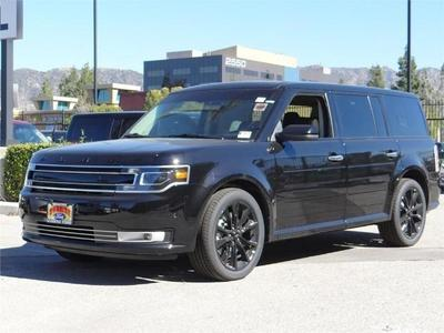 New 2016 Ford Flex Limited
