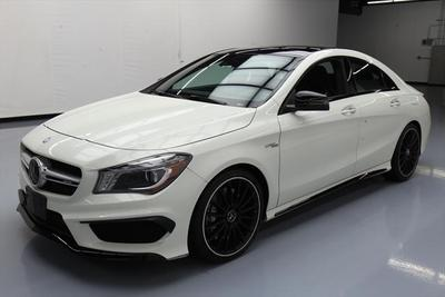Used 2015 Mercedes-Benz CLA 45 AMG 4MATIC