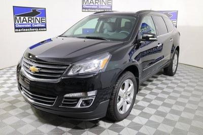 New 2017 Chevrolet Traverse FWD