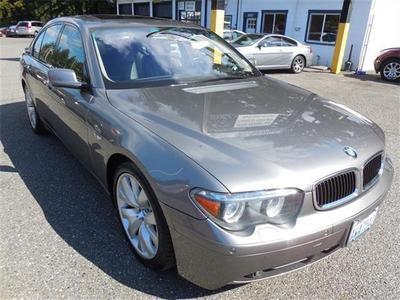 Used 2005 BMW 745 i