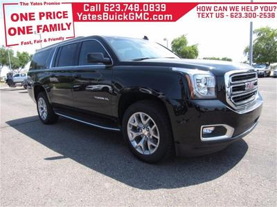 New 2017 GMC Yukon XL SLT