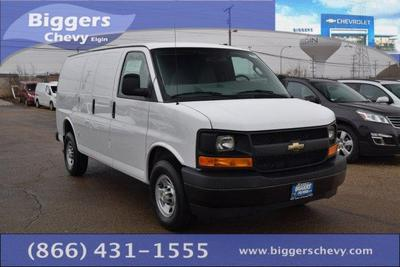 New 2017 Chevrolet Express 2500