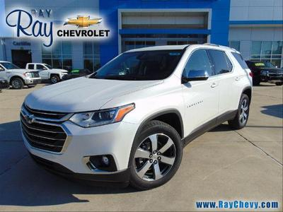 2018 Chevrolet Traverse 3LT