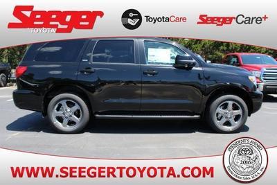 New 2017 Toyota Sequoia SR5