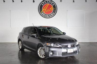 Used 2013 Lexus CT 200h Hybrid
