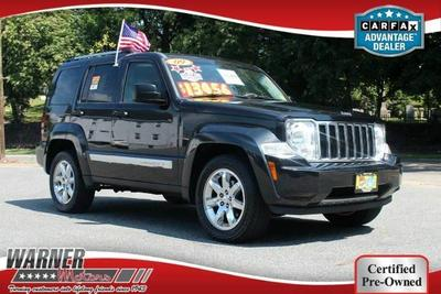 Used 2009 Jeep Liberty Limited Edition