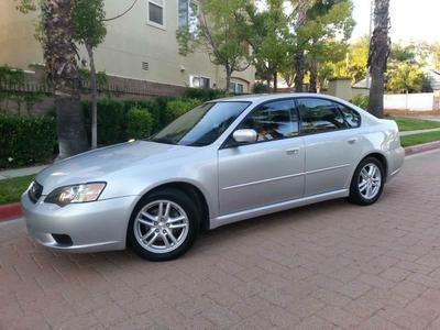 Used 2005 Subaru Legacy 2.5i