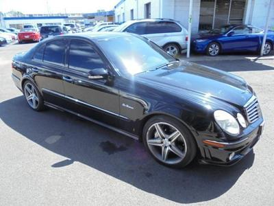 Used 2009 Mercedes-Benz E 63 AMG