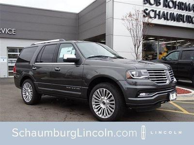 New 2016 Lincoln Navigator Select