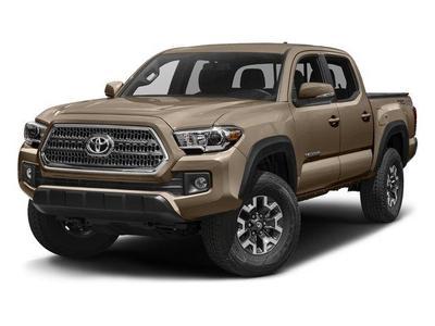 New 2017 Toyota Tacoma TRD Off Road